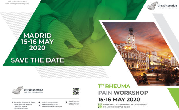 1st Rheuma Pain Workshop