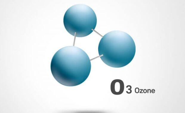 Ossigeno-ozonoterapia per il trattamento delle ulcere.
